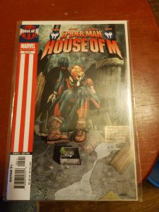 Spider-Man: House of M #5 (2005)