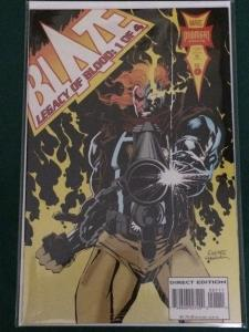 Blaze: Legacy of Blood #1 of 4