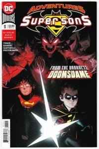 Adventures Of The Super Sons #11 (DC, 2019) NM