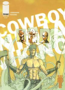 Cowboy Ninja Viking #5 VF/NM; Image | save on shipping - details inside