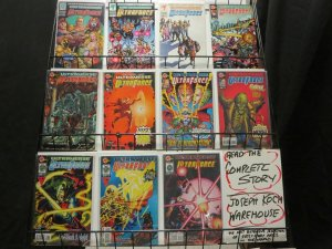 ULTRAFORCE (1994 MA/UL) 0-10 Ultraverse's #1 Super-Team
