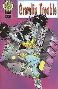 Gremlin Trouble #16 FN; Anti-Ballistic Pixelations | save on shipping - details
