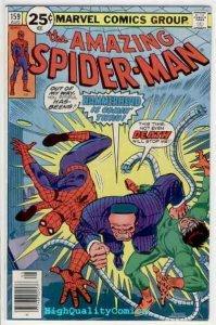 SPIDER-MAN #159, VF+, Dr Doc Doctor Octopus, Amazing, 1963, HammerHead