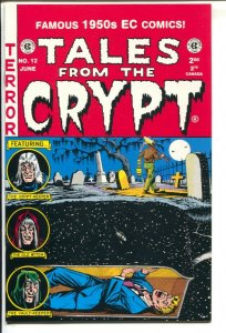 Tales From The Crypt-#12-1995-Gemstone-EC Reprint