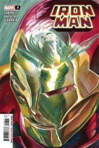 Iron Man (2020 series) #8, NM + (Stock photo)