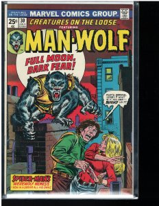 Creatures on the Loose #30 (DC, 1974) - MVS intact