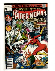 9 The Spider-Woman Marvel Comics # 2 3 4 5 6 7 8 9 10 Know Her Fear Her J461