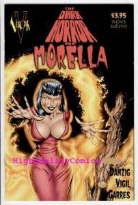 DARK HORROR OF MORELLA #1, NM, Tim Vigil, Verotik, Glenn Danzig, 1999