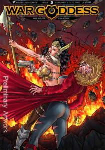 War Goddess #2D VF/NM; Boundless | save on shipping - details inside
