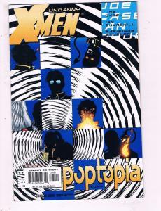 The Uncanny X-Men #396 VF Marvel Comics Poptopia Part 2 Of 4 Comic Book 2000 DE9