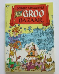 The Groo Bazaar TPB Softcover VF/NM Epic Comics 1st Print 1991 Sergio Aragone's