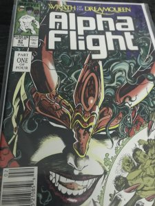 Marvel Alpha Flight #67 Mint Hot