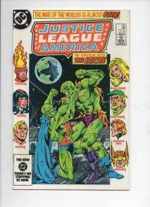 JUSTICE LEAGUE OF AMERICA #230, VF/NM, Aquaman, Black Canary, DC, 1984