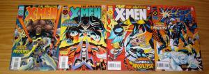 Amazing X-Men #1-4 VF/NM complete series - age of apocalypse set lot 2 3 kubert