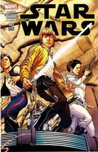 Star Wars (2nd Series) #1A (8th) VF/NM; Marvel | save on shipping - details insi