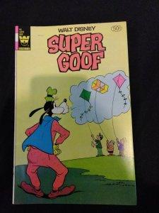 Whitman Comics Walt Disney Super Goof #66 NM-