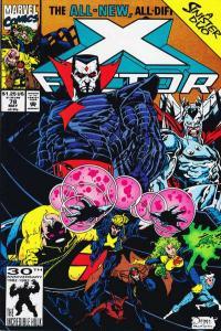 X-Factor (1986 series) #78, VF+ (Stock photo)