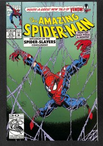 The Amazing Spider-Man #373 (1993)