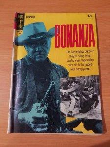 Bonanza #20 ~ VERY GOOD VG ~ (1966, Western Publishing Comics)