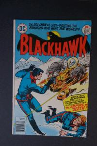 Blackhawk #249, November-December 1976, DC Comics