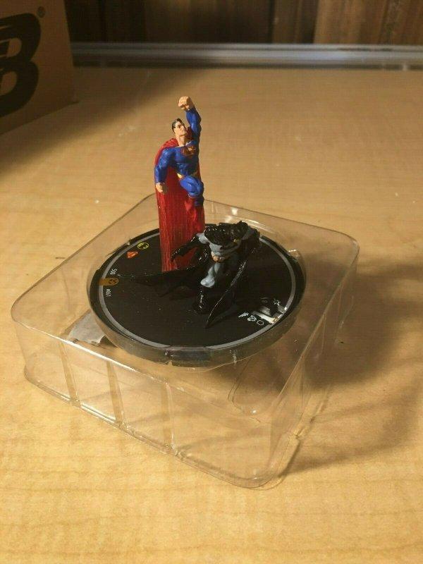 DC Heroclix Batman and Superman THE WORLD'S FINEST #298 Figure Game Piece MFT4