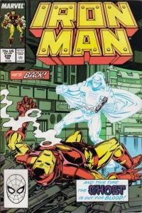 Iron Man (1968 series) #239, VF+ (Stock photo)