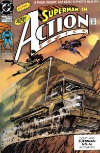 Action Comics (1938 series) #655, NM- (Stock photo)