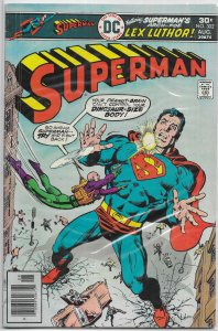 Superman   vol. 1   #302 FR (coupon out) Lex Luthor
