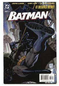 BATMAN #608 comic book-JIM LEE-HUSH STORYLINE-DC-2002