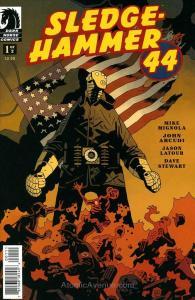Sledgehammer 44 #1 VF/NM; Dark Horse | save on shipping - details inside
