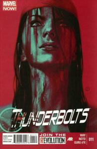 Thunderbolts (2nd Series) #11 VF/NM; Marvel   save on shipping - details inside