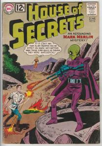 House of Secrets #54 (Jun-62) VG/FN- Mid-High-Grade
