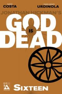 God is Dead #16, NM- (Stock photo)