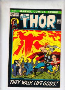 Thor, the Mighty #203 (Sep-72) VF/NM High-Grade Thor