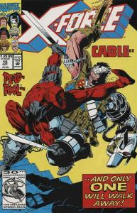 X-Force #15 VF/NM; Marvel   save on shipping - details inside