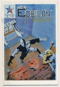 Epsilon Wave (1985) #1 NM