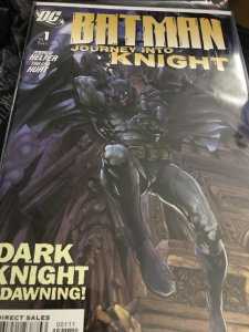 DC Batman #1 Journey Into Knight Mint Hot
