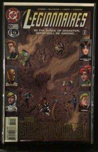 Legionnaires #51 (1997)