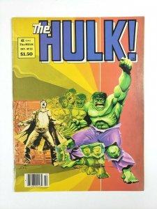 The HULK! #23 Marvel Comics Magazine 1980 Walt Simonson Cover