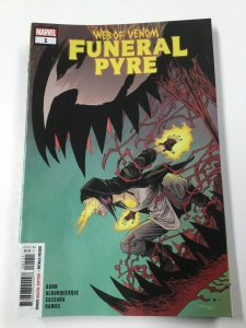 Web of Venom: Funeral Pyre #1 (2019)
