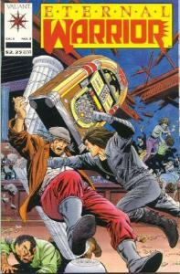 Eternal Warrior (1992 series) #3, NM + (Stock photo)