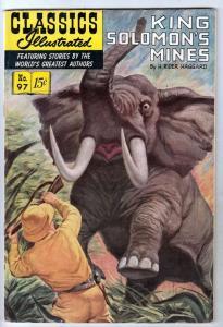 Classics Illustrated #97 (Jul-52) FN/VF Mid-High-Grade