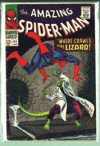 The Amazing Spider-Man #44 (1967)