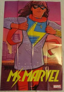 MS. MARVEL Promo Poster, 24 x 36, 2015, MARVEL, Unused more in our store 149