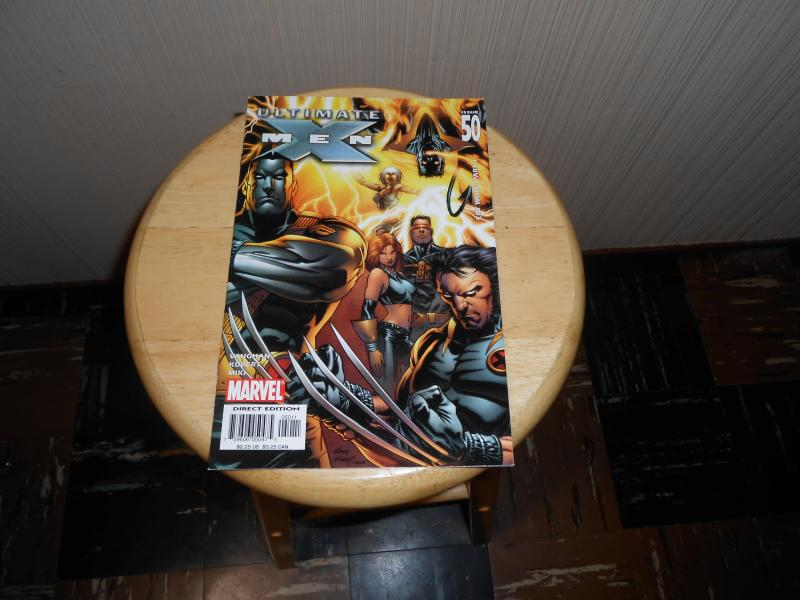 Ultimate X-Men (2001 1st Series) #50 Oct 2004 Cover price $2.25