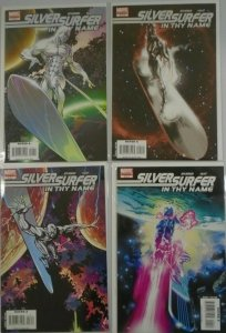 Silver Surfer in thy Name #1 - 4 - 6.0 FN - 2007