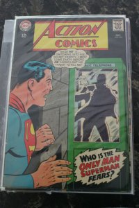 Action Comics #355 (DC, 1967) VF
