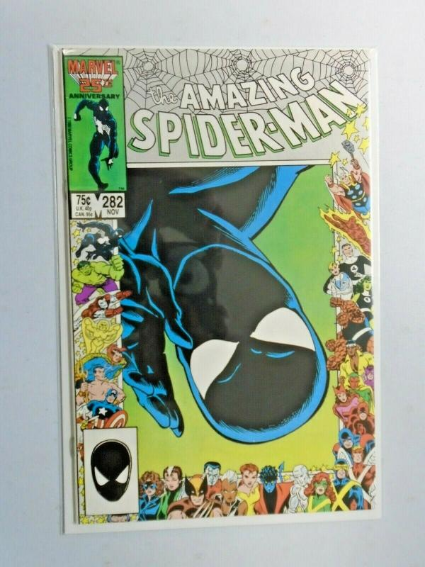 Amazing Spider-Man #282 Direct 1st Series 8.5 VF+ (1986)
