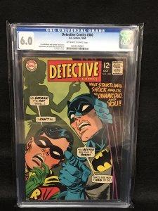 Detective Comics #380 (DC, 1968) CGC 6.0