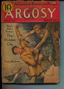 Argosy All-Story Weekly-Pulp-5/13/1933-Ralph Milne Farley